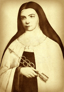 Sr. Mary of St. Peter