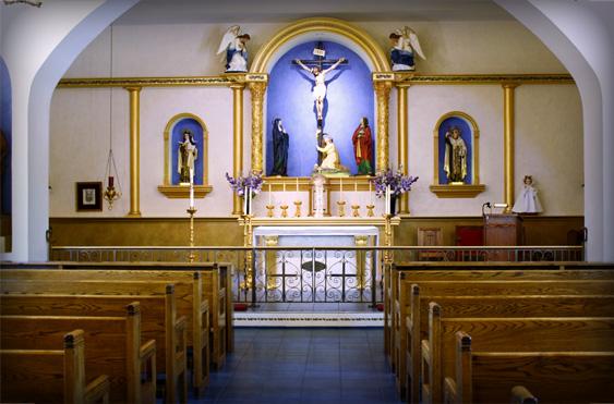 The Teresian Way : Discalced Carmelite Nuns of Sacramento